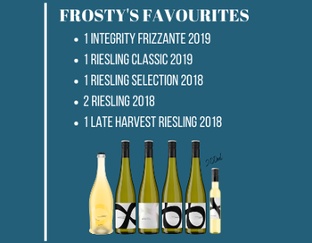 Six Frosty's Favourites